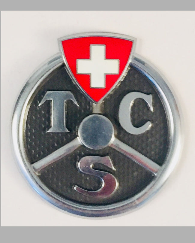 Touring Club of Switzerland car grill badge