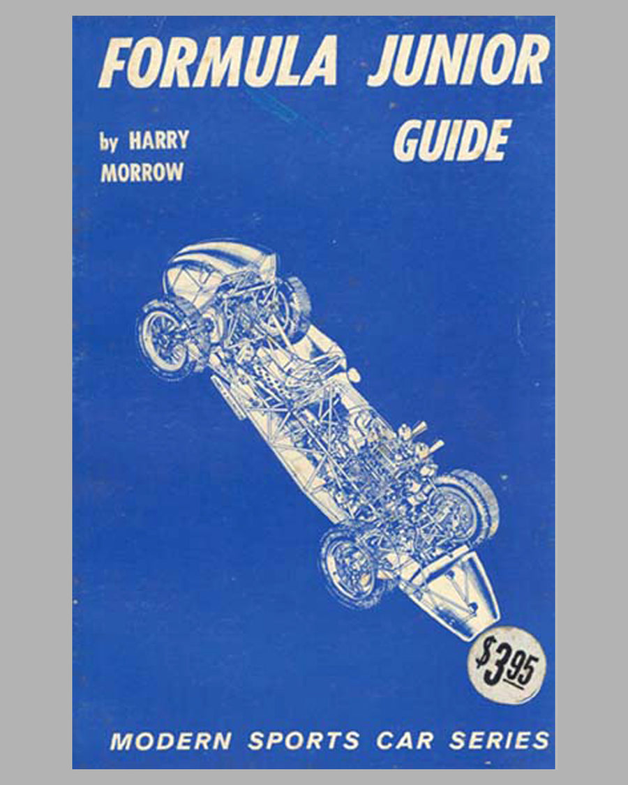 Formula Junior Guide by Harry Morrow, 1st ed., 1961