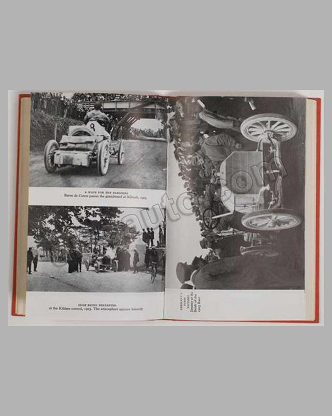 The Gordon Bennett Races book by Lord Montagu of Beaulieu