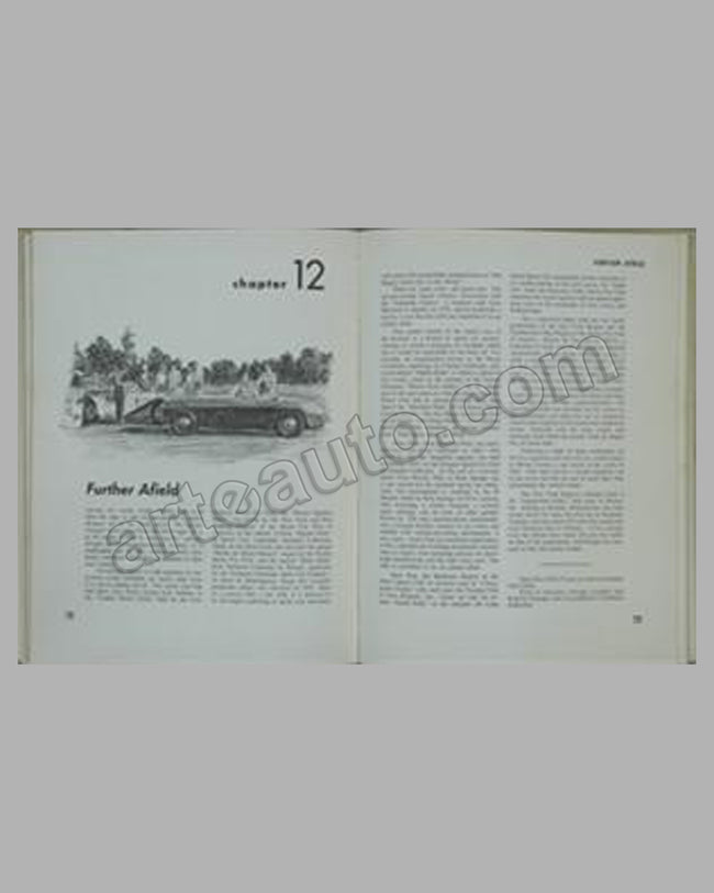 Rallies, Trials and Gymkhanas book by D. Hebb and A. Peck