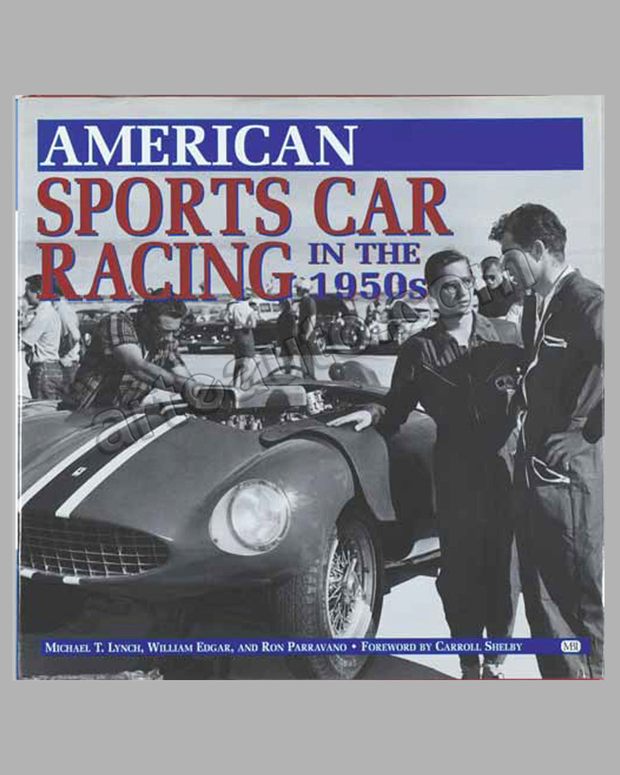 American Sports Car Racing in the 1950s book