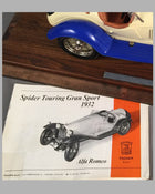 Alfa Romeo 8C 2300 Spider 1932 model by Pocher