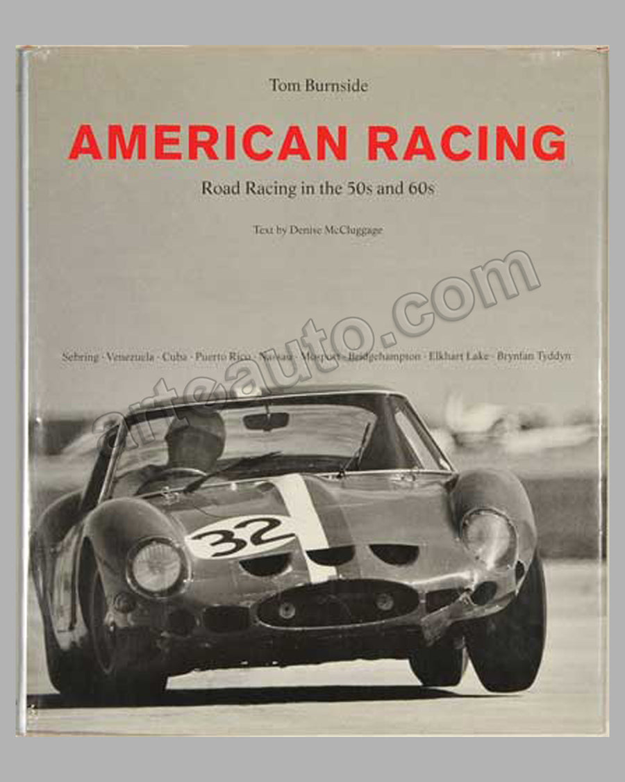 Tom Burnside's American Racing Book