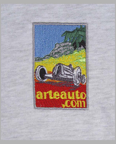 l'art et l'automobile 30-year anniversary T-Shirt logo