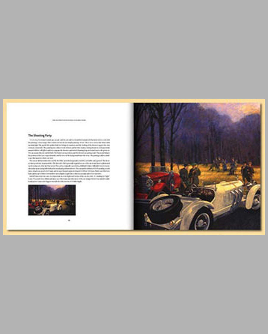 Atmosphere and Light - The Automotive Paintings of Barry Rowe Book, Page 1