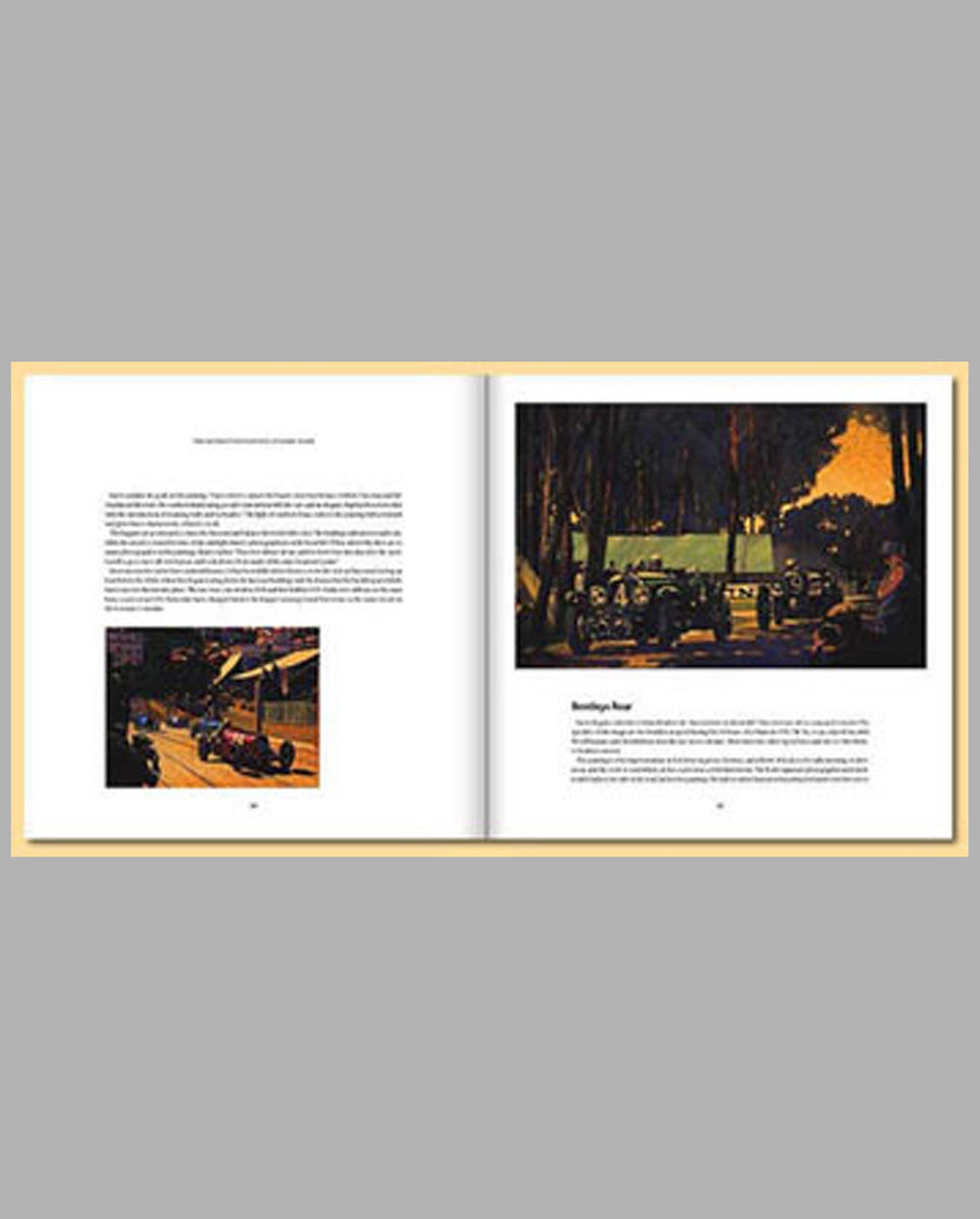 Atmosphere and Light - The Automotive Paintings of Barry Rowe Book, Page 3