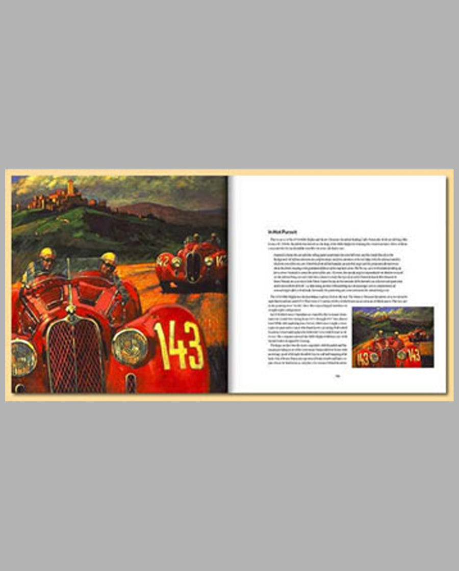 Atmosphere and Light - The Automotive Paintings of Barry Rowe Book, Page 4