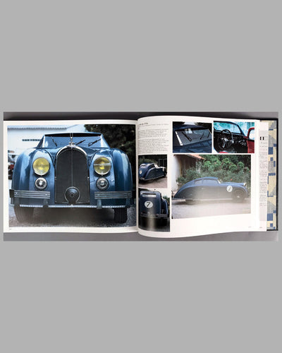 Automobiles Voisin 1919-1958 book by Pascal Courteault, 1991, first edition of 3500 4