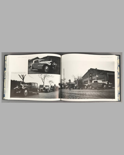 Automobiles Voisin 1919-1958 book by Pascal Courteault, 1991, first edition of 3500 5