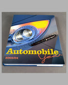 Automobile Year Book 2003/04 #51