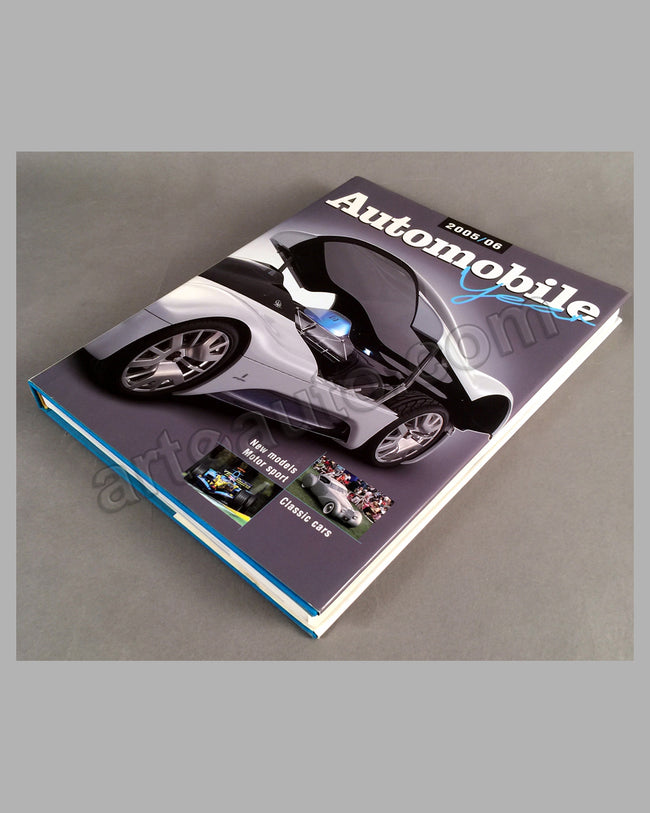 Automobile Year Book 2005/06 #53