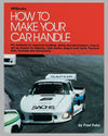 How To Make Your Car Handle book by Fred Puhm, 1st ed., 1983
