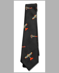 Aviation related necktie