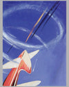 Aviation Aerobatic Loops original painting by Geo Ham 5