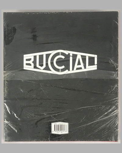 Bucciali book by Christian Huet, 2004, first edition 2