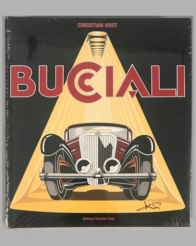 Bucciali book by Christian Huet, 2004, first edition