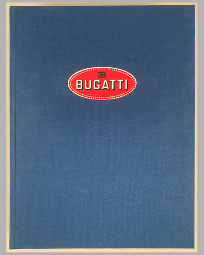 Bugatti Magnum by Hugh Conway with Maurice Sauzay, 1st edition 2