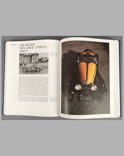 Bugatti Magnum by Hugh Conway with Maurice Sauzay, 1st edition 5