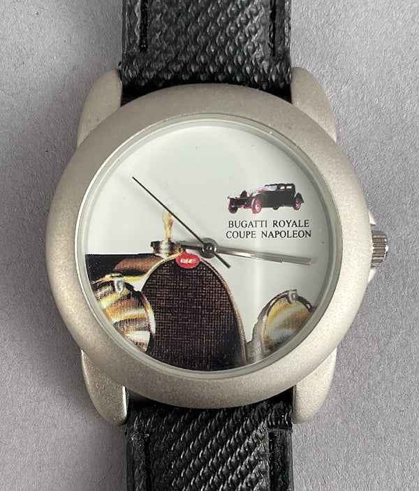 Bugatti Royale Coupe Napoleon wrist watch