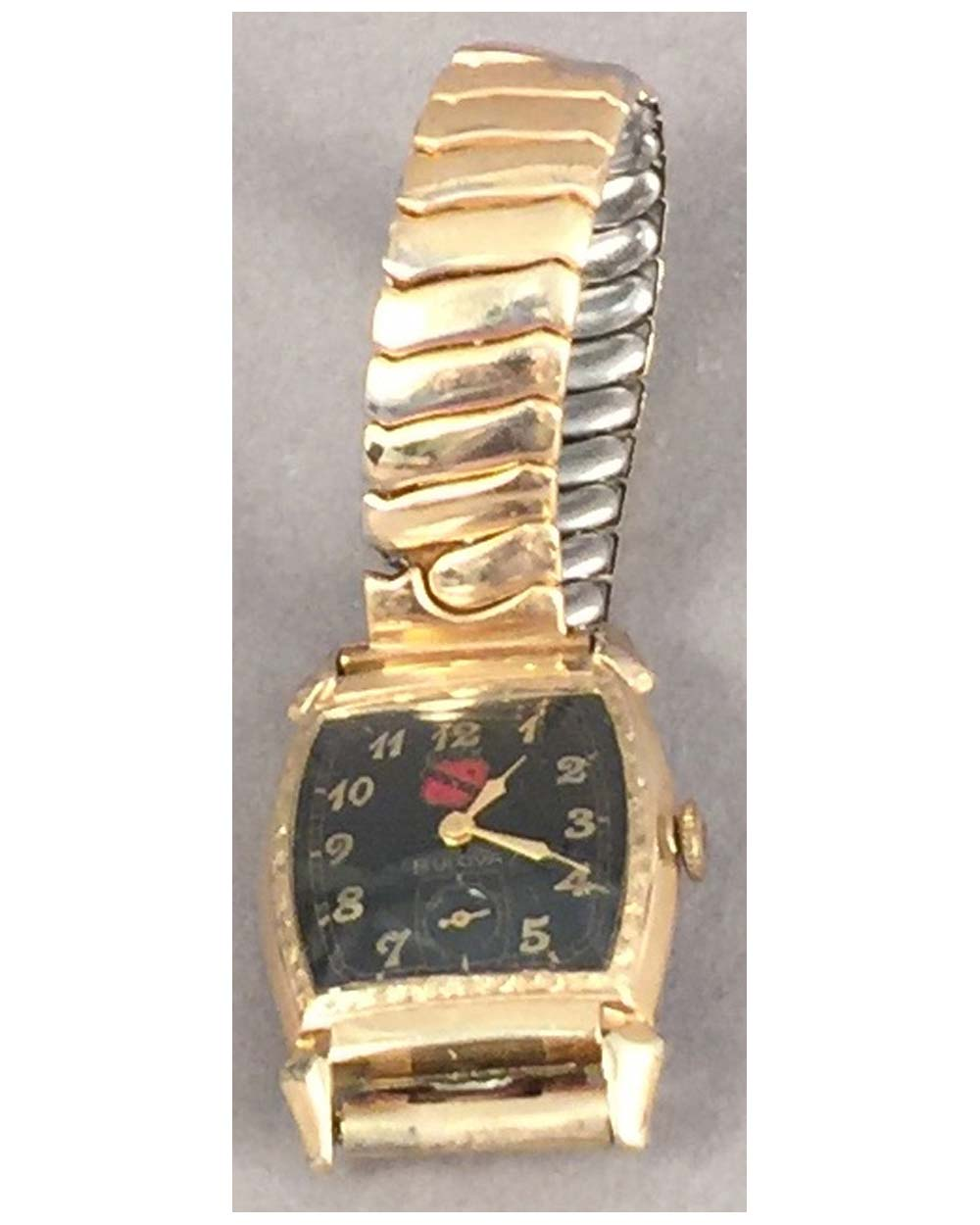 Buick wrist watch By Bulova