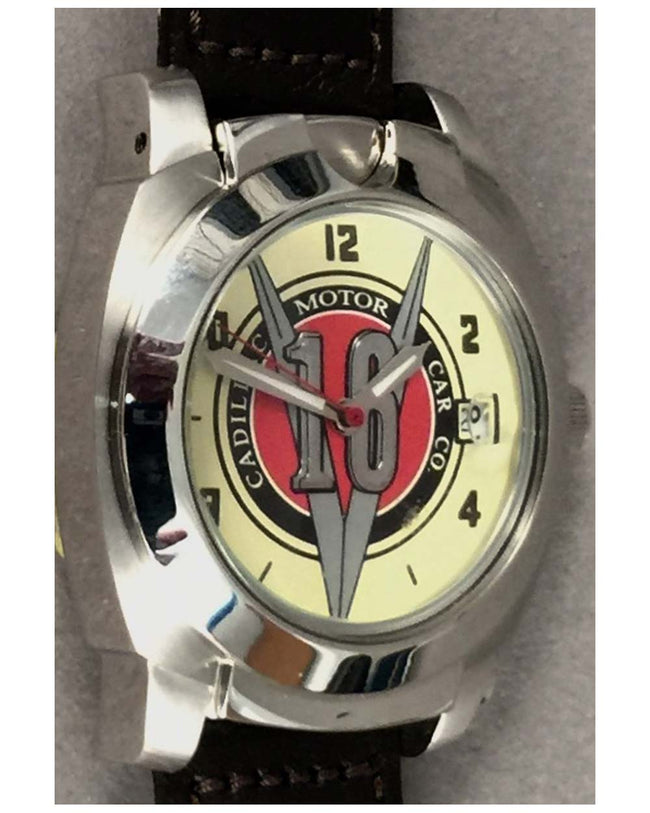 Cadillac V16 wrist watch by iBeam, U.S., 2008 4