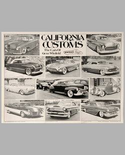 3 California Customs posters by db Publications (Dean Batchelor), page 1