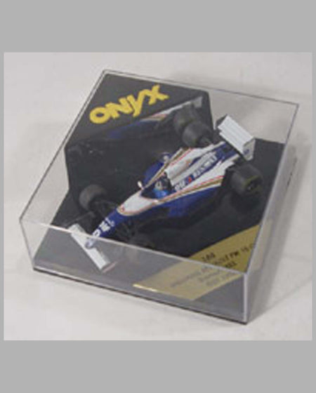 Damon Hill Williams Renault FW 15 C model by Onyx