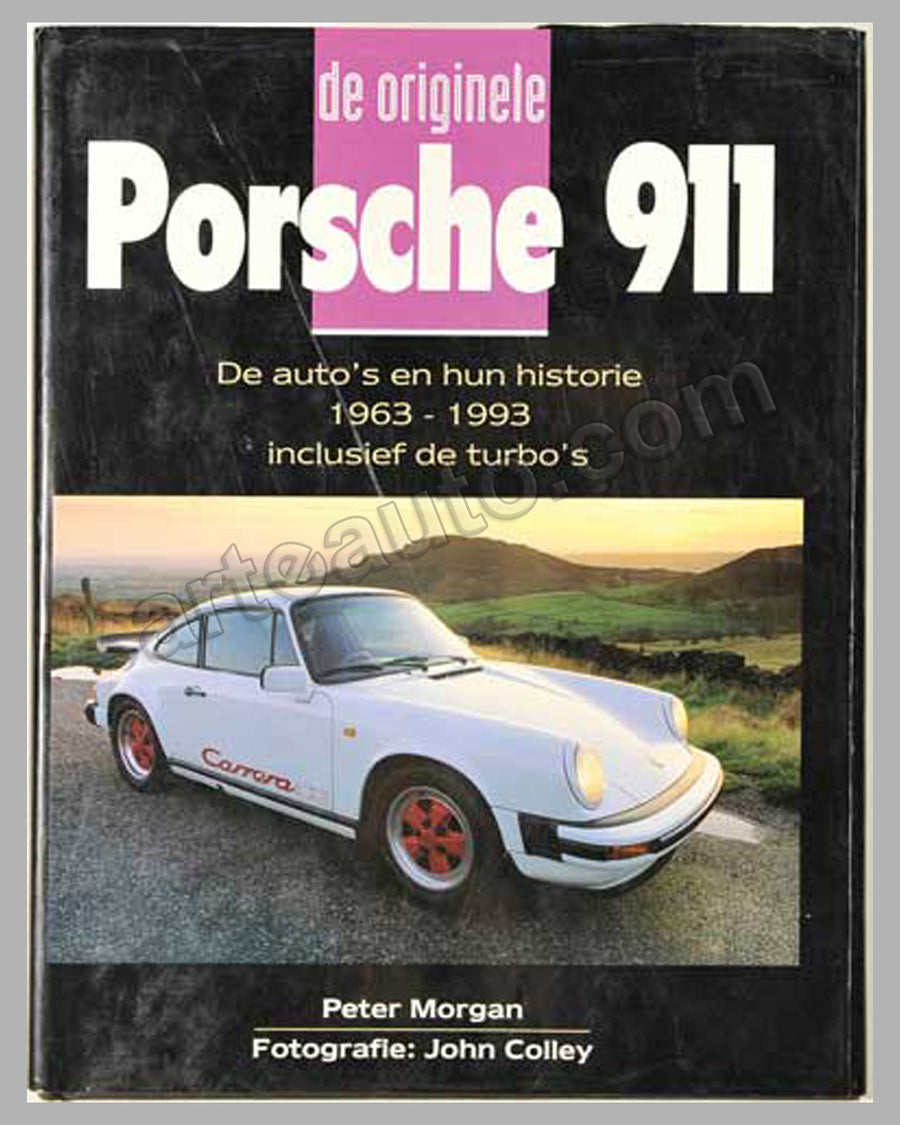 de Originele Porsche 911 book by P. Morgan, 1995