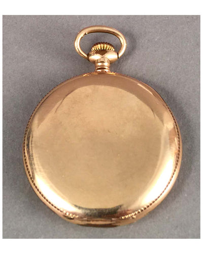 Cord 8 Cyl. pocket watch by Elgin, ca. 1930's back