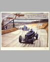Raymond Mays in the E.R.A. R4D at Brooklands by Roy Nockolds