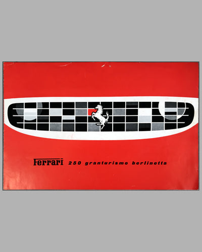 Ferrari 250 SWB Factory Sales Brochure
