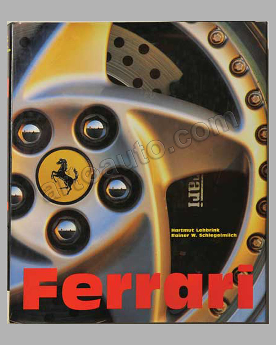 Ferrari book by H. Lehbrink and R. W. Schlegelmilch, 1995
