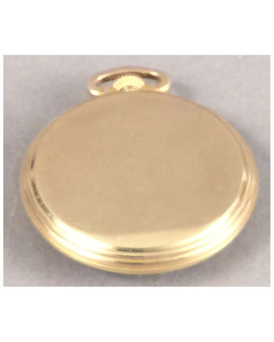 Ford pocket watch by Waltham back