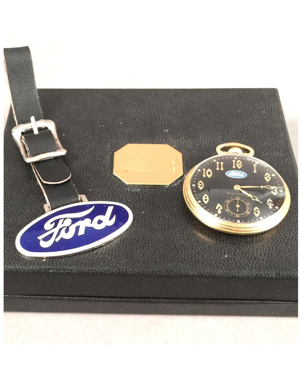 Ford pocket watch By Waltham