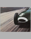 1957 Grand prix of Pescara print by Michael Turner 3