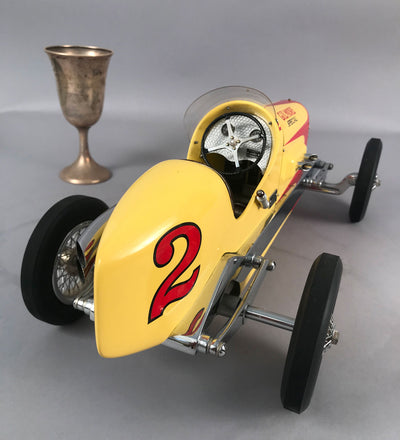Gilmore special model race car by Don Edmunds