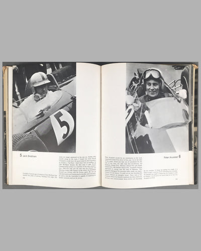 Grand Prix - World Championship 1964 book by Louis T. Stanley 3