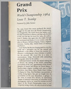 Grand Prix - World Championship 1964 book by Louis T. Stanley 2
