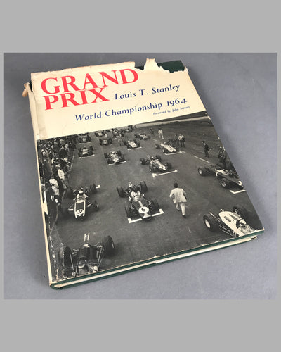 Grand Prix - World Championship 1964 book by Louis T. Stanley