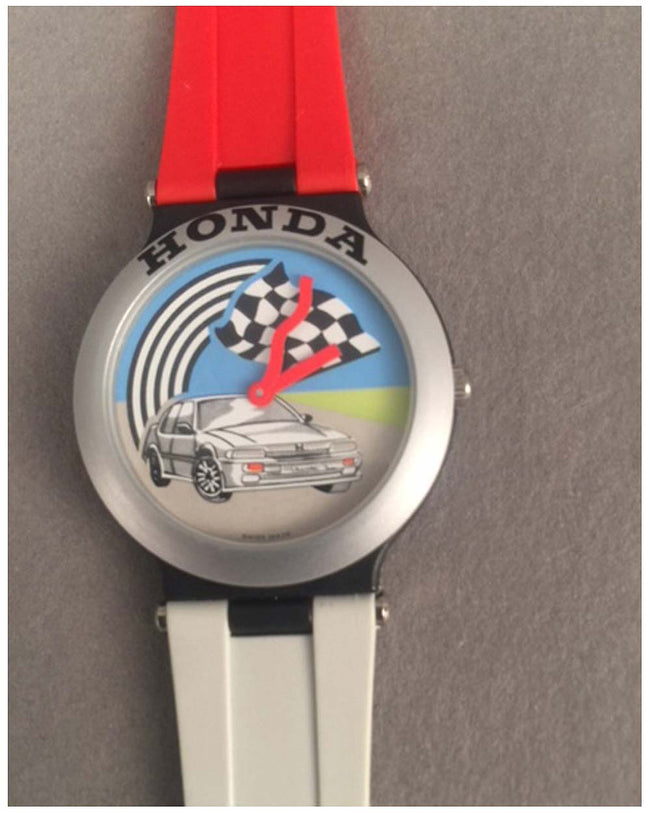 Honda wrist watch by Boom-Boom