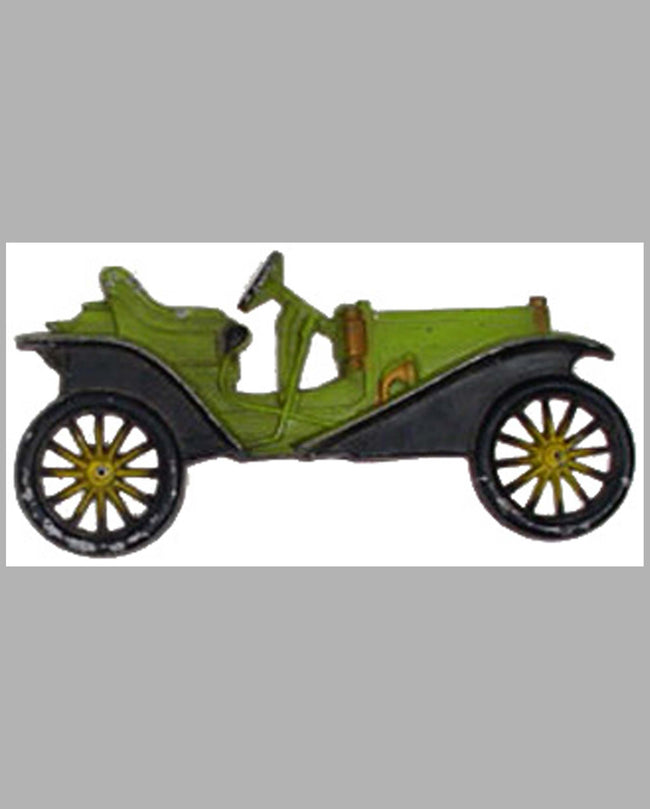 Hupmobile Antique Automobile wall plaque