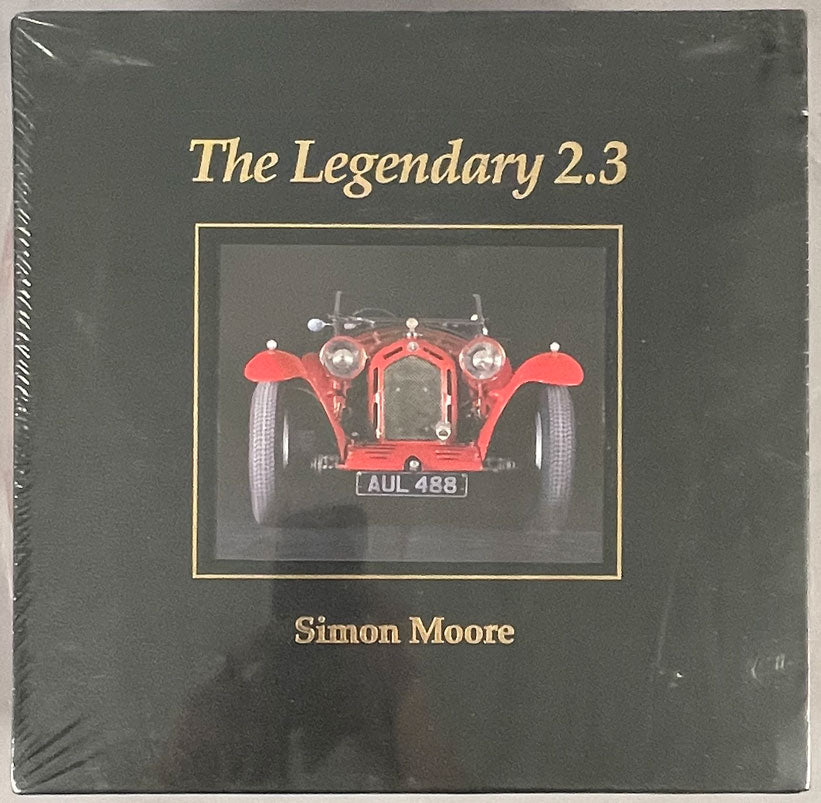 The Legendary 2.3 by Simon Moore, 1999, 3 volume books