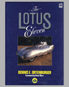 The Lotus Eleven book by Dennis Ortenburger, 1st ed., 1988
