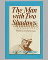 The Man with Two Shadows – The Story of Alberto Ascari book by Kevin Desmond, 1st ed., 1981