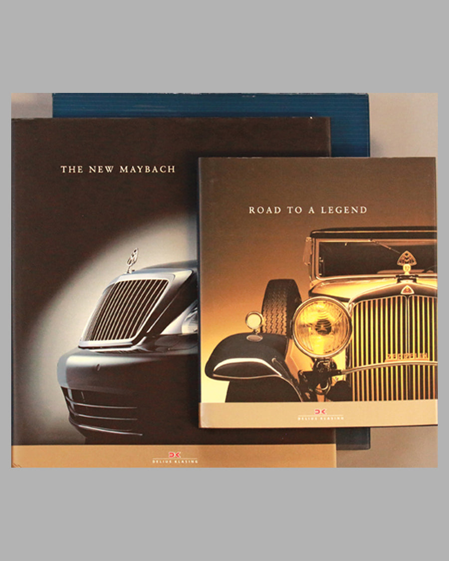 Maybach book set, 1st ed., 2003