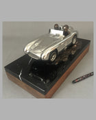 Mercedes Benz 300 SLR Sculpture by Larry Braun #2 of 14