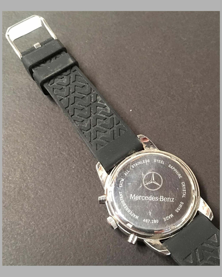 Mercedes Benz Chronograph for Men, back