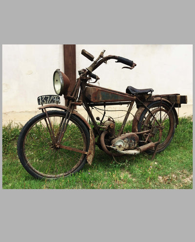1925-1927 Monet and Goyon Type Z Motorcycle