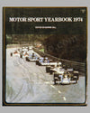 Motor Sport Yearbook 1974