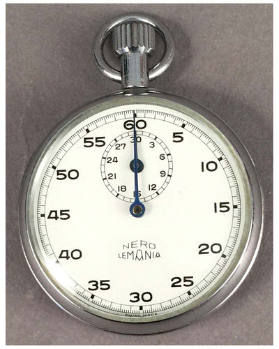 Nerolemania vintage pocket stop watch